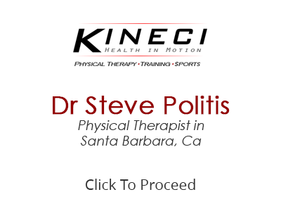 Physical Therapist in Santa Barbara, CA